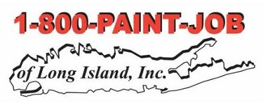 Logo, 1-800-PAINT-JOB OF LONG ISLAND, INC - Painting Contractor